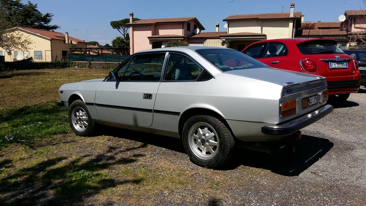 1981 Lancia Beta Coupè 1300 For Sale (picture 4 of 6)