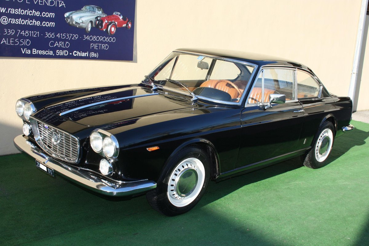 1968 LANCIA FLAVIA 1.8 COUPE PININFARINA For Sale (picture 1 of 6)