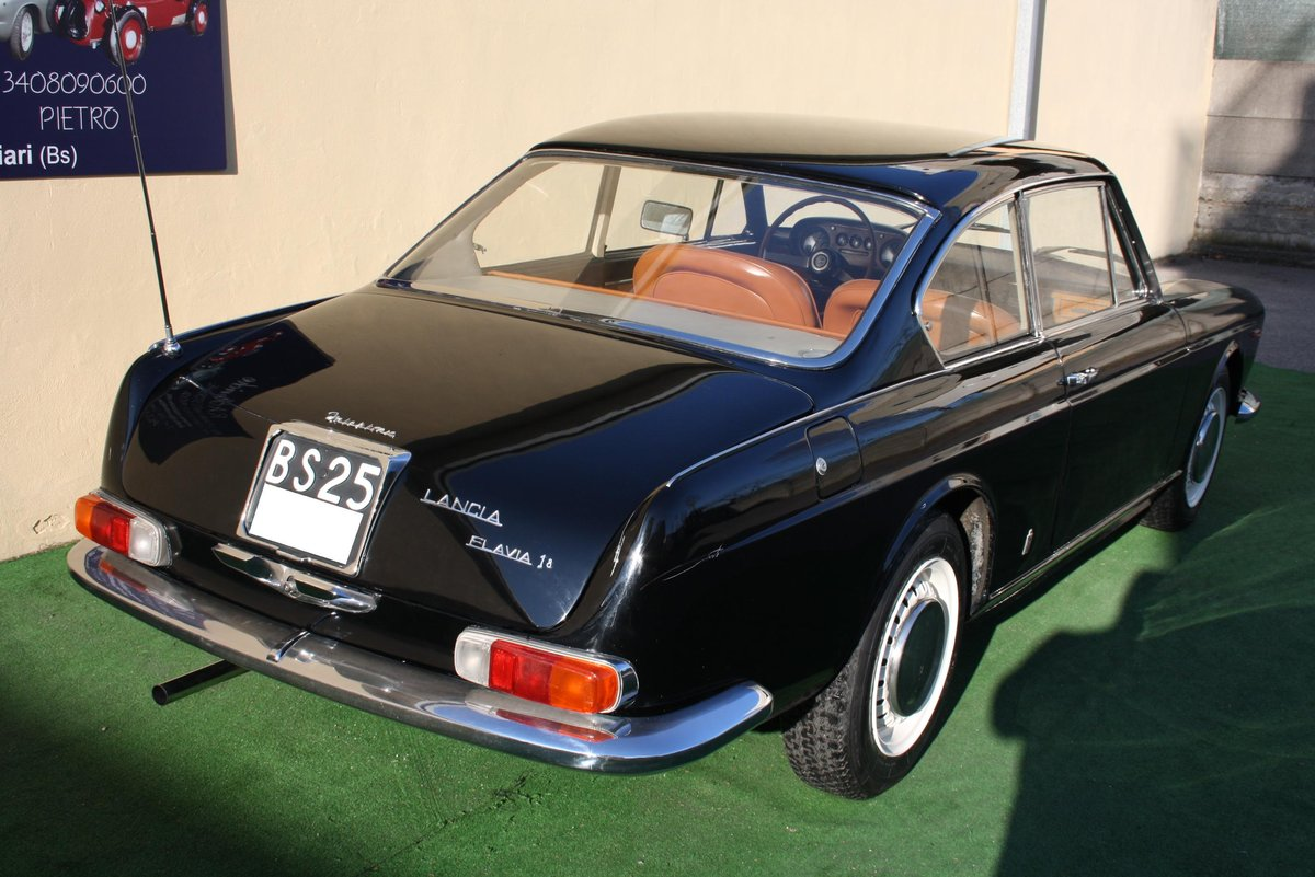 1968 LANCIA FLAVIA 1.8 COUPE PININFARINA For Sale (picture 2 of 6)