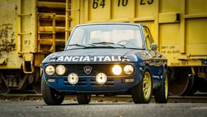 1974 Lancia Fulvia 1.3S = Blue Driver 5 speed 9k miles $23k For Sale