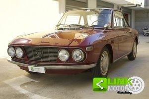 LANCIA FULVIA COUPE' 1 SERIE LEVA LUNGA 1966 - TARGA ORO For Sale