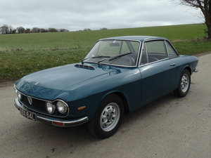 1973 Lancia Fulvia Coupe S2 SOLD
