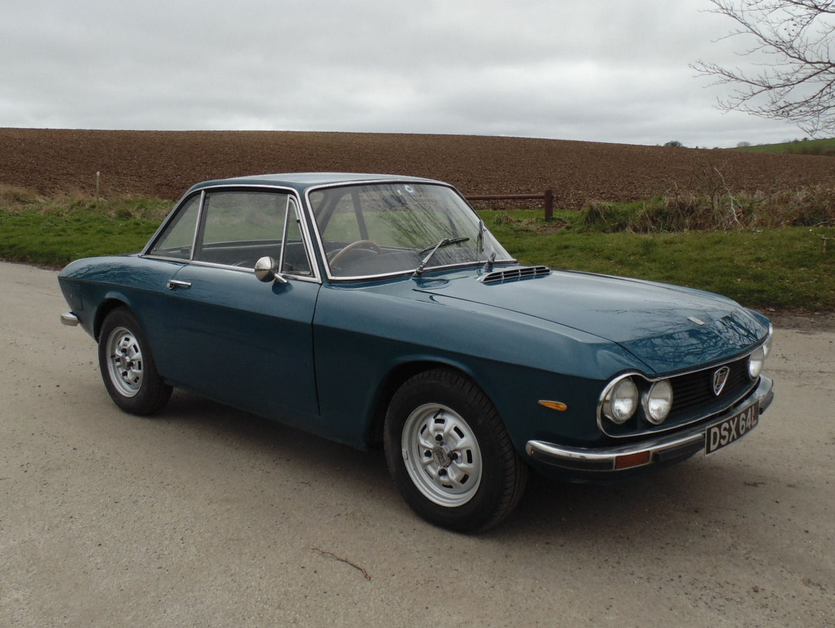 1973 Lancia Fulvia Coupe S2 SOLD (picture 2 of 6)