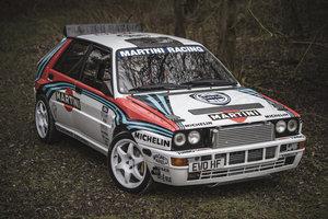 1992 540hp Guy Croft Martini Lancia Integrale For Sale