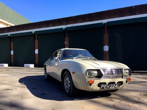 1972 Lancia Fulvia Zagato 1600 RHD For Sale