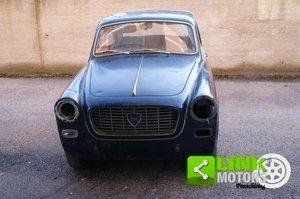 1962 Lancia Appia BASE RESTAURO MOTORE FUNZIONANTE CON TARGHE E  For Sale