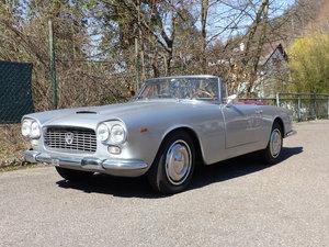 1966 Fantastic Lancia Flaminia 2.5 3C Touring Convertibile For Sale