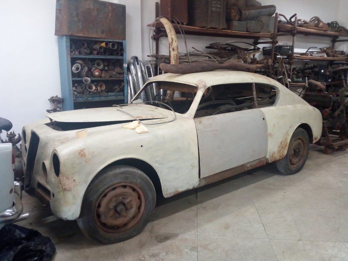 1954 Lancia Aurelia B20 4th Series For Sale (picture 1 of 2)