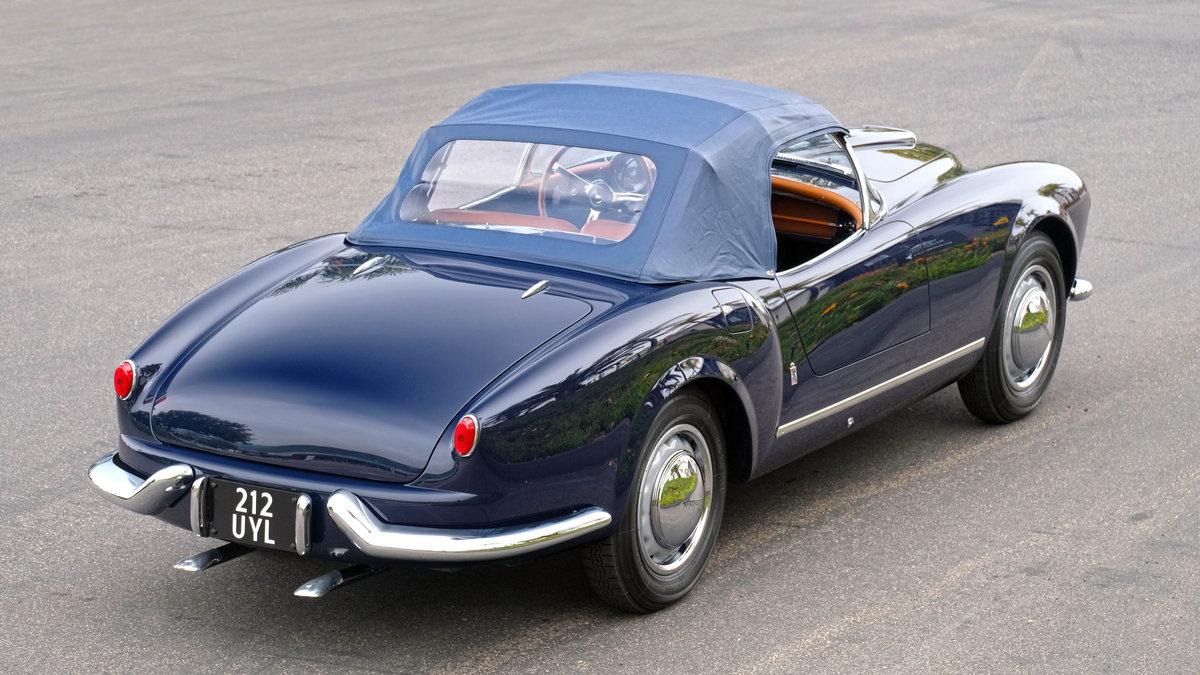 1955 Lancia B24-S Spider America = Rare + Correct 52k miles For Sale (picture 3 of 6)