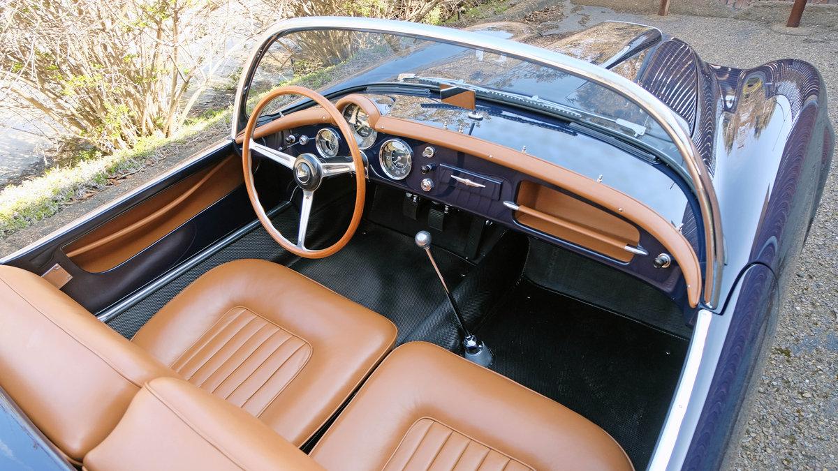 1955 Lancia B24-S Spider America = Rare + Correct 52k miles For Sale (picture 4 of 6)