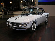 1967 Lancia Fulvia 1.3 Rallye = clean Ivory(~)Red driver $34 For Sale