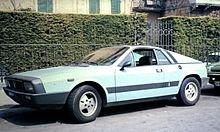 1977 Lancia Scorpion/Montecarlo = clean Ivory driver $29.9k