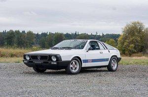 1977 Lancia Scorpion/Montecarlo = clean Ivory driver $29.9k For Sale