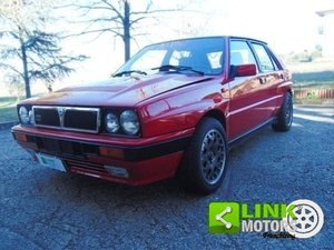 Lancia Delta Turbo 16V HF Integrale, anno 1990, iscritta AS For Sale