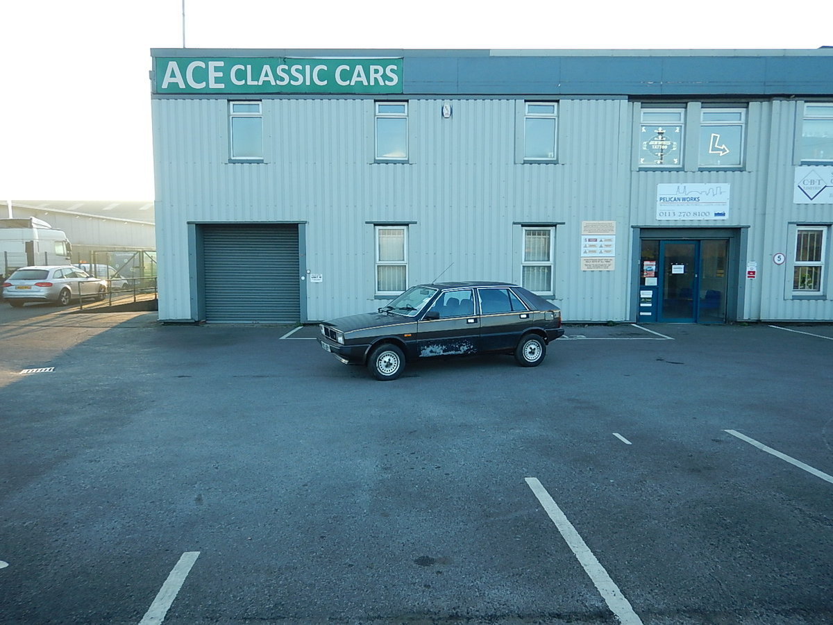 1983 LANCIA DELTA 1.5 LX ~ Genuine Barn Find ~  SOLD (picture 6 of 6)