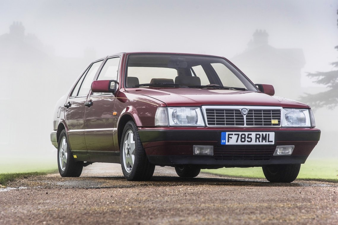 1989 Lancia Thema 8.32 exceptional low milage For Sale (picture 1 of 1)