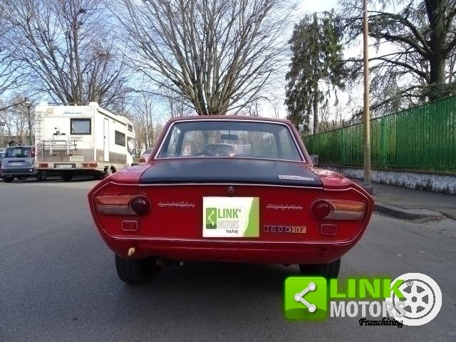 1974 Lancia Fulvia Coupè 1.3s II serie For Sale (picture 4 of 6)