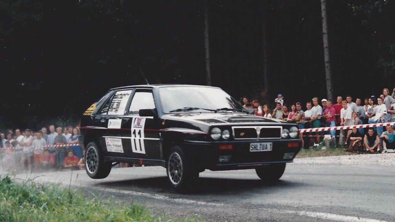 1988 Lancia Delta Integrale Group N For Sale (picture 6 of 6)