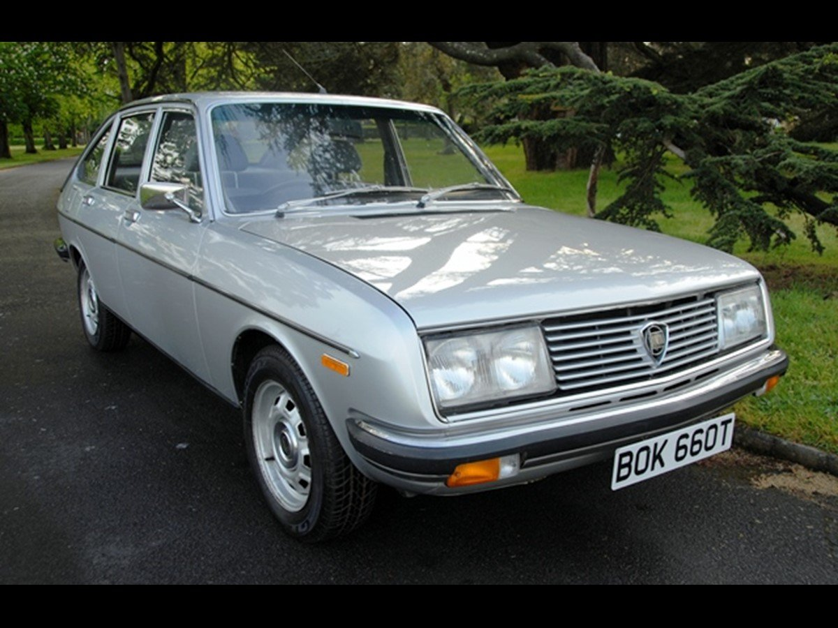 1979 LANCIA BETA BERLINA 2.0 AUTO - LOW MILEAGE SOLD (picture 1 of 6)