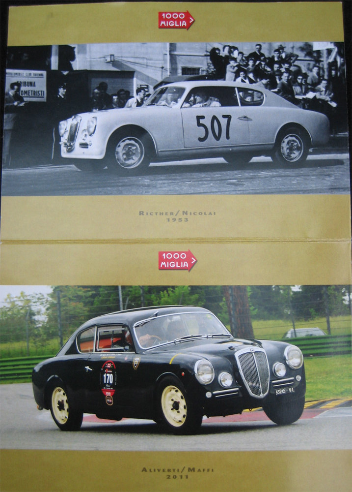1952 Lancia B20 GT S2 Mille Miglia  For Sale (picture 6 of 6)