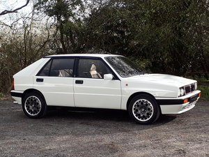1991 SUPERB ICONIC LANCIA DELTA INTEGRALE 16V For Sale