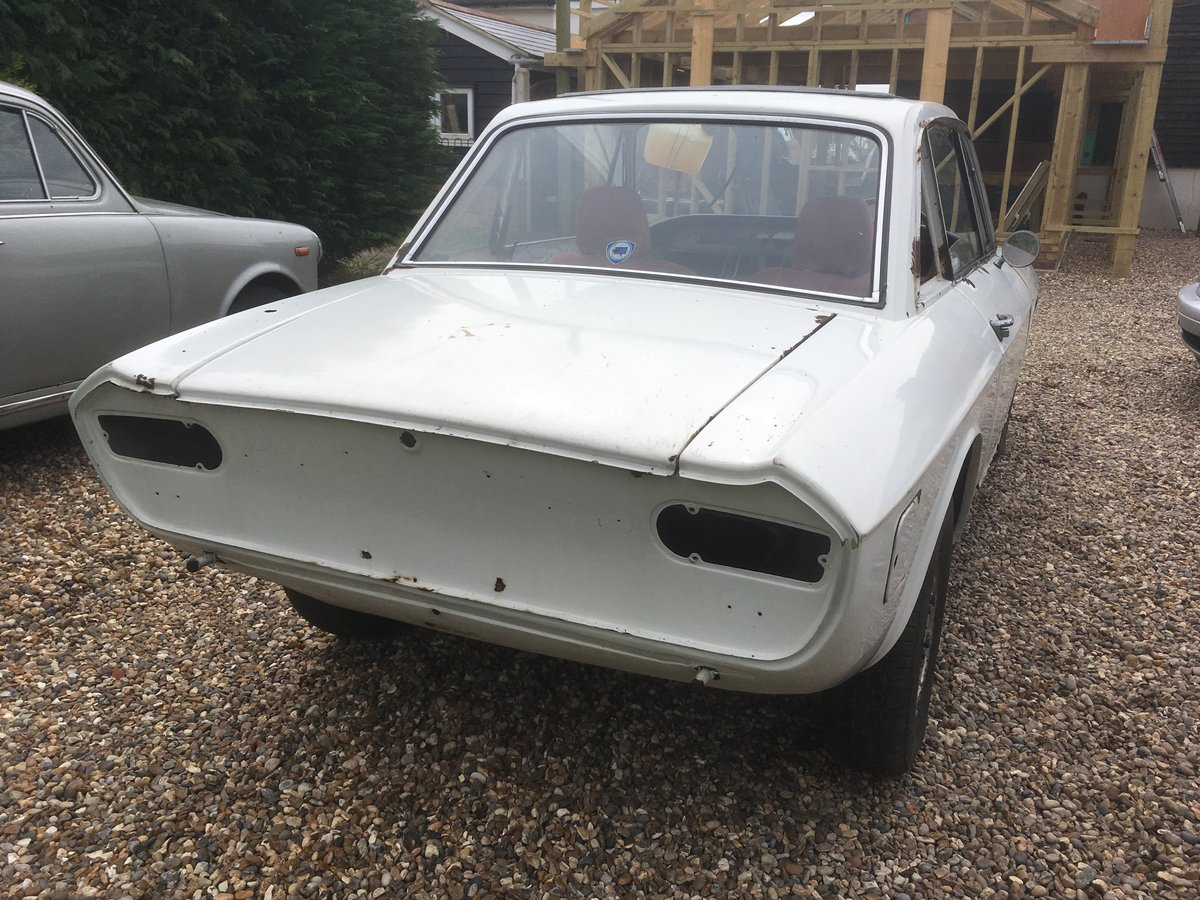 1975 Lancia Fulvia 1.3 Coupe Project SOLD (picture 4 of 6)