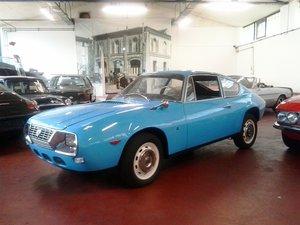 1967 Extremely rare Lancia Fulvia Zagato 1.3, full aluminium body For Sale