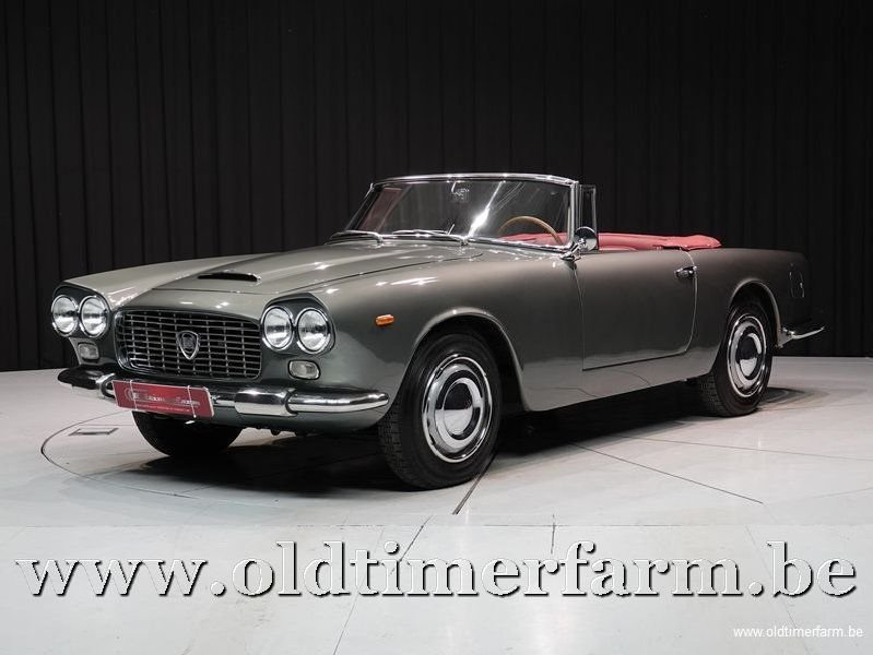 1967 Lancia Flaminia 2.8 3C Cabriolet '67 For Sale (picture 1 of 6)