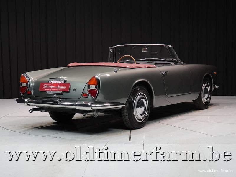 1967 Lancia Flaminia 2.8 3C Cabriolet '67 For Sale (picture 2 of 6)