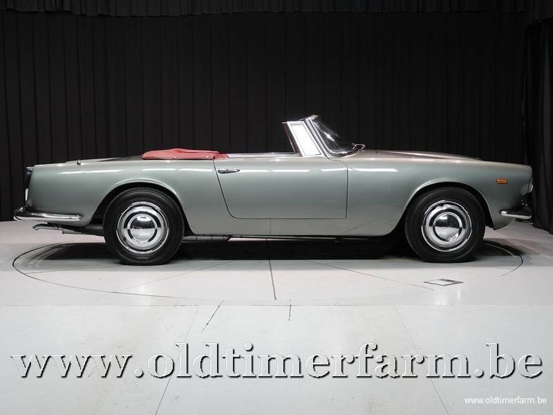 1967 Lancia Flaminia 2.8 3C Cabriolet '67 For Sale (picture 3 of 6)