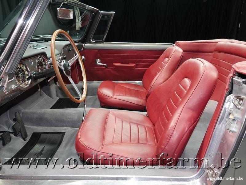 1967 Lancia Flaminia 2.8 3C Cabriolet '67 For Sale (picture 4 of 6)