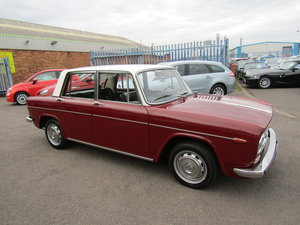 1972 Lancia Fulvia Left Hand Drive For Sale