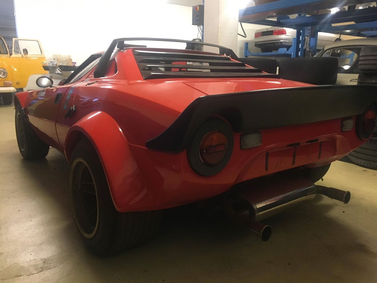1976 lancia stratos For Sale (picture 3 of 3)