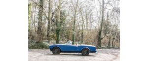 1956 LANCIA AURELIA B24 CONVERTIBLE (To Finish) For Sale
