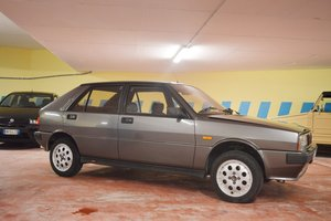 1991 Lancia Delta HF Turbo, 55000km – Offered at No Re For Sale by Auction