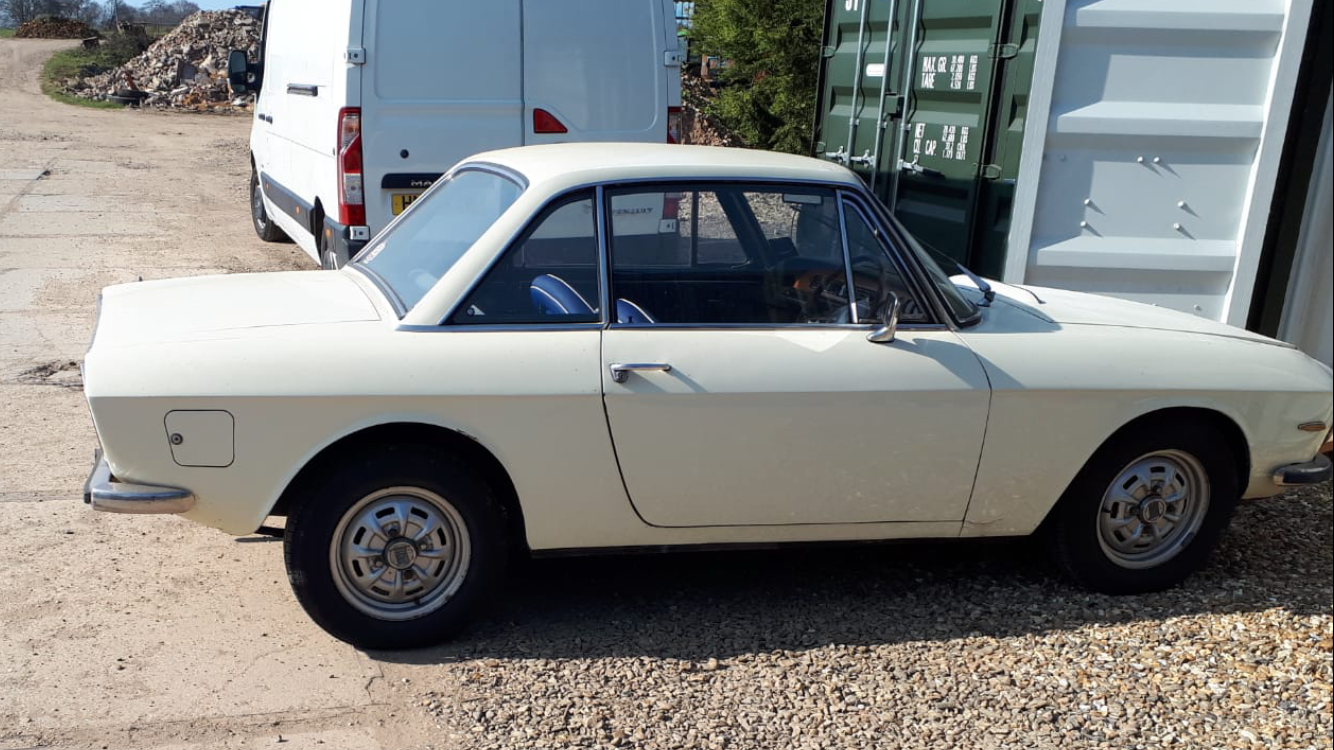 1972 Lancia Fulvia Coupe  For Sale (picture 1 of 6)