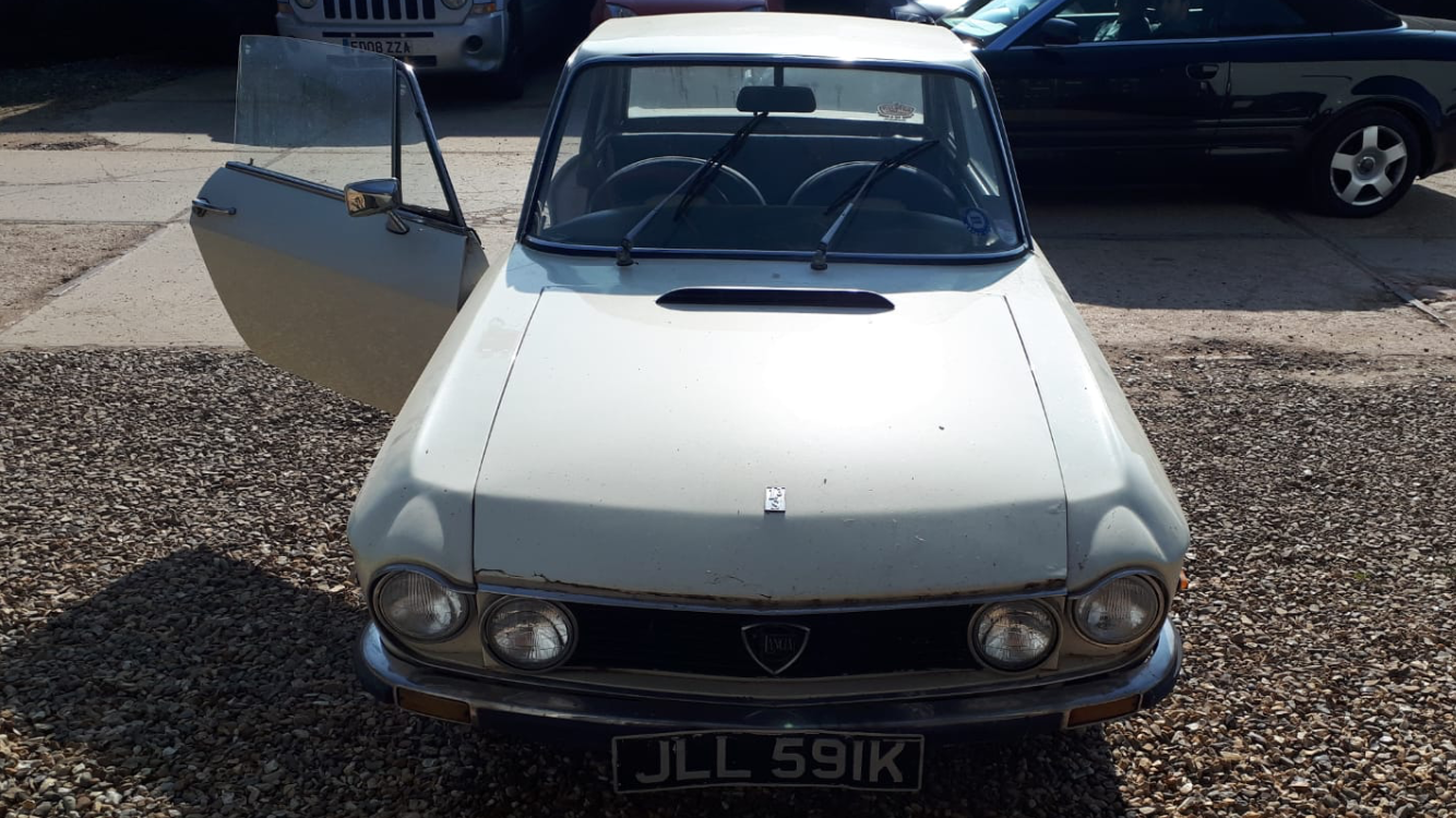 1972 Lancia Fulvia Coupe  For Sale (picture 3 of 6)