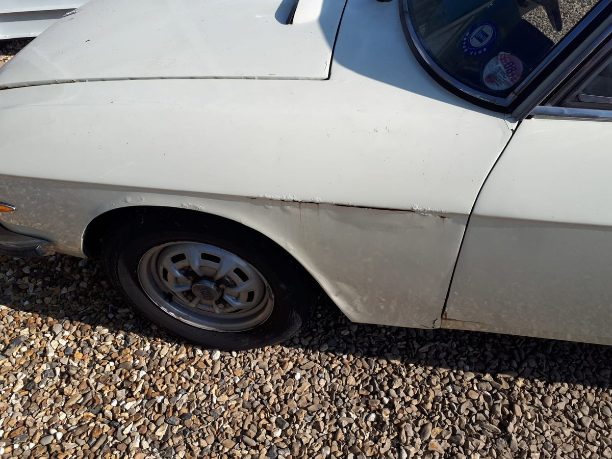 1972 Lancia Fulvia Coupe  For Sale (picture 4 of 6)