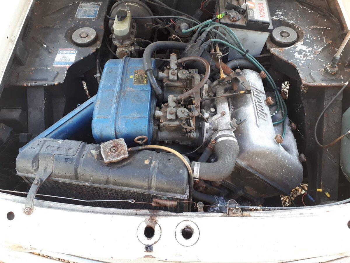 1972 Lancia Fulvia Coupe  For Sale (picture 5 of 6)