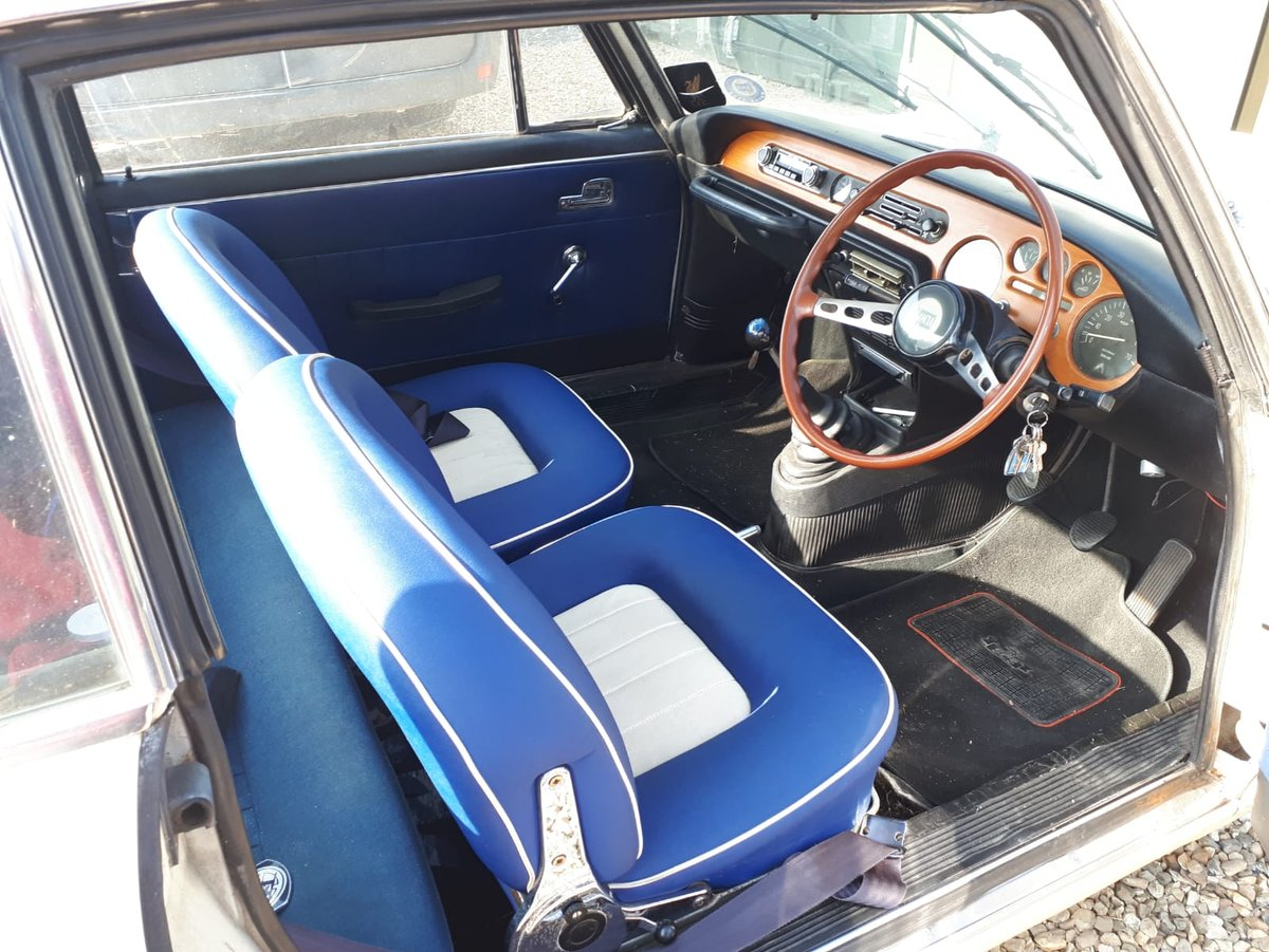 1972 Lancia Fulvia Coupe  For Sale (picture 6 of 6)