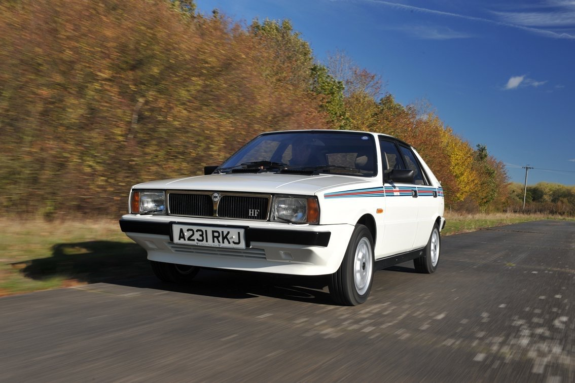 1984 One of a kind Lancia Delta HF Turbo For Sale (picture 1 of 6)