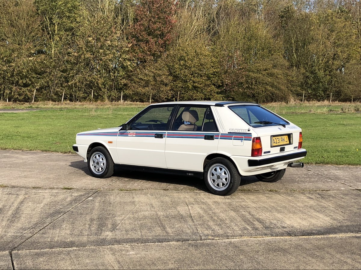 1984 One of a kind Lancia Delta HF Turbo For Sale (picture 3 of 6)