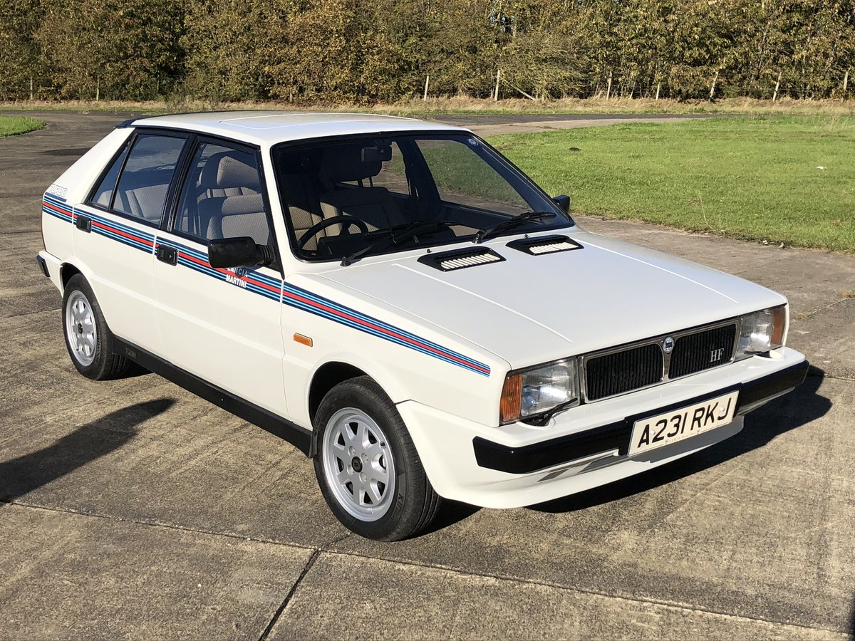 1984 One of a kind Lancia Delta HF Turbo For Sale (picture 4 of 6)