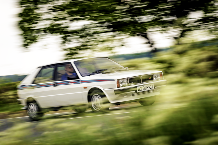 1984 One of a kind Lancia Delta HF Turbo For Sale (picture 5 of 6)