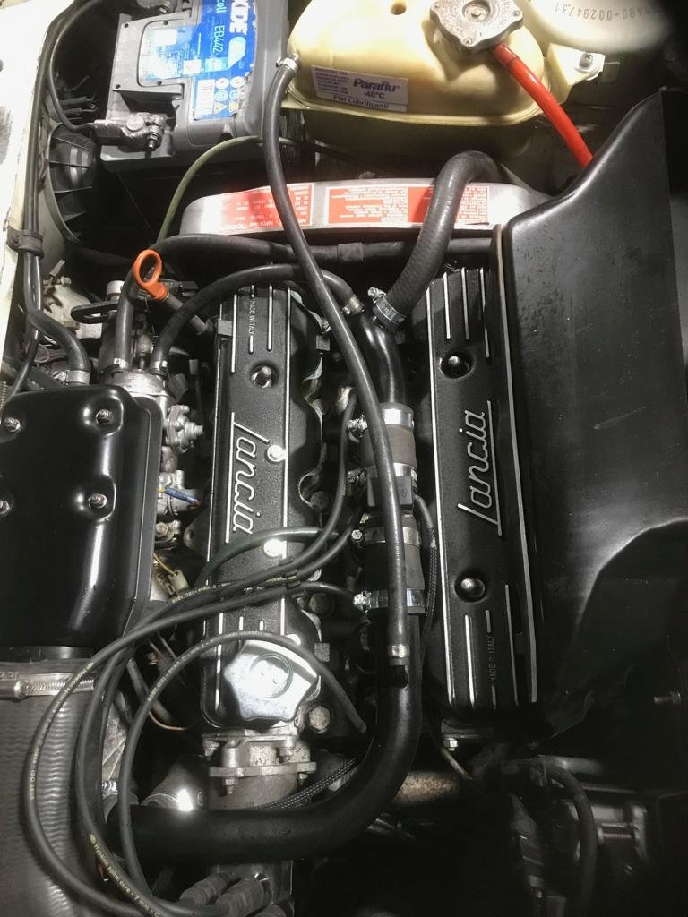 1984 One of a kind Lancia Delta HF Turbo For Sale (picture 6 of 6)