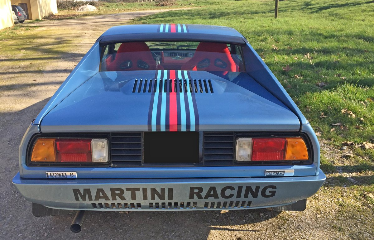 LANCIA Beta Montecarlo- 1976 For Sale by Auction (picture 5 of 6)