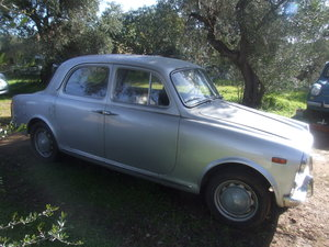 1962 Lancia Appia Berlina Series III - one owner For Sale