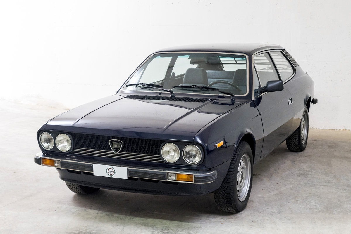 1979 Lancia Beta Hpe*Only 20.800 km*1 owner *Collector conditions SOLD (picture 1 of 6)