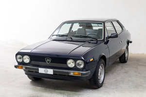 1979 Lancia Beta Hpe*Only 20.800 km*1 owner *Collector conditions For Sale