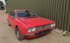 1977 Lancia Beta Coupe for light restoration For Sale
